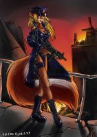 Soldier -2009- by s0lar1x