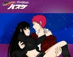 [KNB OC] Princess Carrying by neolution