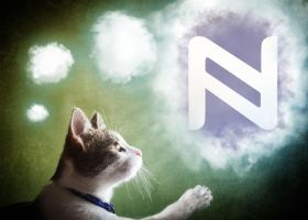 Namecoin Cat Dreams by Namecoin