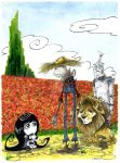 Gillygirl in the Land of Oz by L-F-S