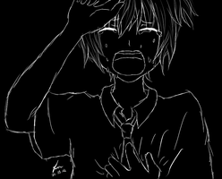 So many emotions I choose not to show. by ShinichiLen