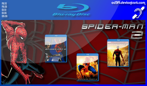 Bluray - 2004 - Spider-Man 2 by od3f1
