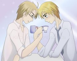 APH- Not Your Cup of Tea by WatcherAngel
