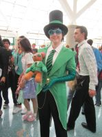 AX'13 The Onceler by theEmperorofShadows