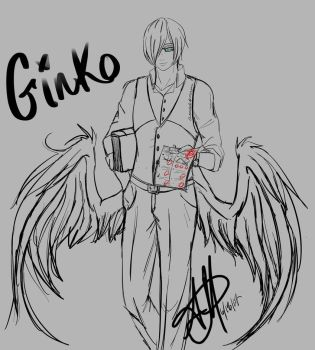 Ginko, Astral Days by KhaoticNeutral