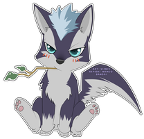 :: Puppy Repede :: by Vienix