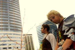 FF12 Remembering Archades by KoiCosplay