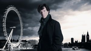 Sherlock - Wallpaper by dhshawon
