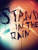 stand in the rain by ShortAxel