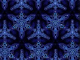 Ornament 6: Ice Crystals by ssmudge2