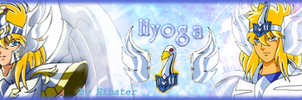 Hyoga by Hinater