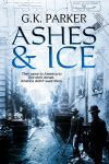 Ashes and Ice by GK Parker by RazzleDazzleDesign