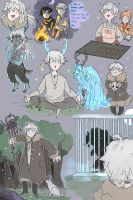 Bethuel Doodles by M-F-W