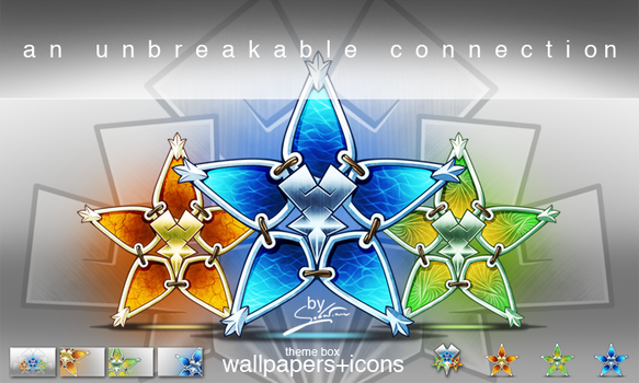 An Unbreakable Connection by Nartemide