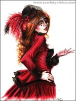 Queen of Hearts by Claudia-SG