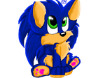 A little Hedgehog by EmilyBandicoot1234