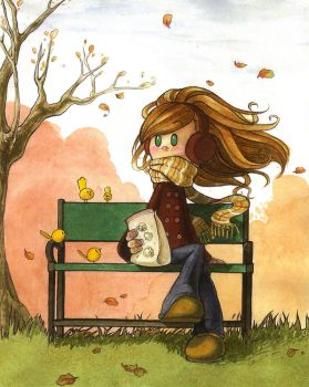 Fall by Katie-O
