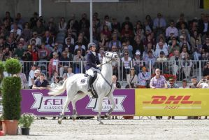 3DE Show Jumping Phase Stock 114 - Hard Pull 2 by LuDa-Stock