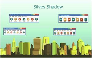 Silves Shadow 7-Zip theme by alexgal23