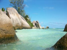 Anse Source D'Argent by Martin0207