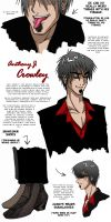 Mister Crowley by halobender