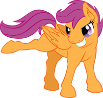 Scootaloo by TheShadowStone