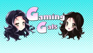 Gaming Gals  YOUTUBE Art by kiriche