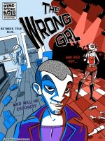 The Wrong Girl Cover by TheNoirGuy