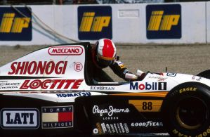 Johnny Herbert (Italy 1994) by F1-history