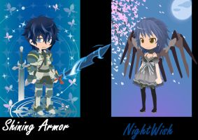 Request-Shining Armor and Nightwish by BlackCherry1994