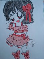 chibi c-ute number 1: kanna by kawaii-beam