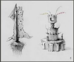 Totems by MrVaeT