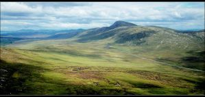 Donegal Vista by younghappy