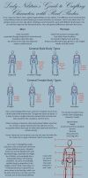 Lady Nilstria's Guide to Crafting Body Types by LadyNilstria