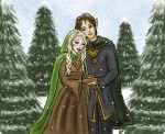 Winter Love by Captain-Savvy