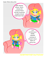 SUPER MARIO FAIRY TALE FORM by HOBYMIITHETACTICIAN