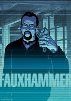 DRAW ME: Fauxhammer by PaulSizer