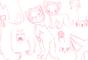 Practice owo by MissKittens