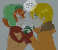 You need new gloves... by Marmar96