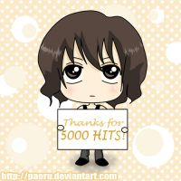 5000 HITSSSSSSS by Paoru