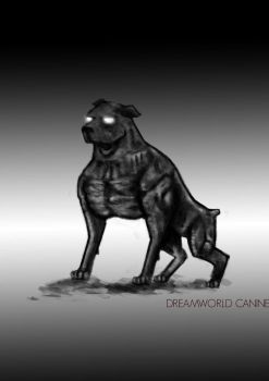 Dreamworld Dog by Downesey