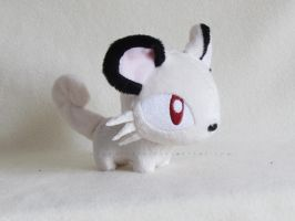 Persian chibi pokedoll by MagnaStorm