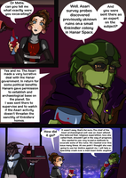 ME CW: Inquisition 86 by Padzi