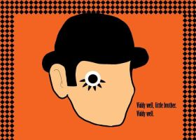 A Clockwork Orange by TheVelvetAnt