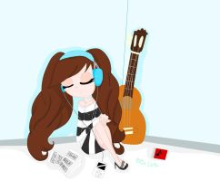 Dream with music by Laracollection