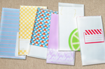Vellum Envelopes by drag-my-soul