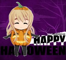 Happy Halloween by skyzen