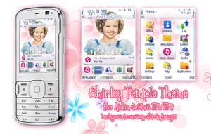 Shirley Temple for S60v3 by huckleberrypie