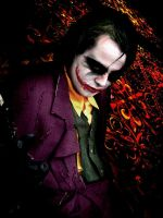 The Joker: Let It Burn by kay-sama