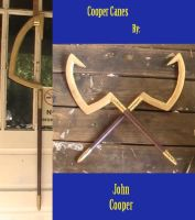 Cooper Canes By: John Cooper(FOR SALE) by Scottish-Dragon-Boy